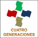 4 generaciones logo