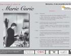 Noves imatges al voltant de Marie Curie