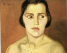 Cabeza de mujer. Joaquina Zamora Serrate