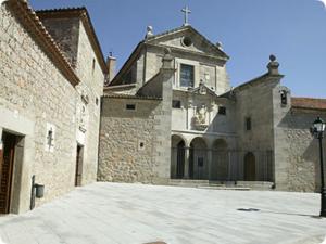 Convento de San José en Ávila