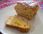 Plum Cake de queso y beicon