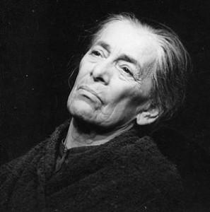 Helene Weigel en Madre Coraje