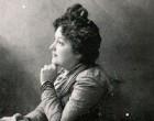 Carmen de Burgos y el cabo de Gata-Níjar (Almería)