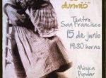 """""""AL ro ro, que mi niño se durmió"""", concierto benéfico a favor de la FFM Isadora Duncan"""