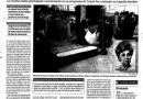 La construcción mediática de la violencia contra las mujeres desde la Teoría del Enfoque