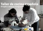 Isadora Duncan pone en marcha un nuevo taller de cocina española dirigido a mujeres inmigrantes