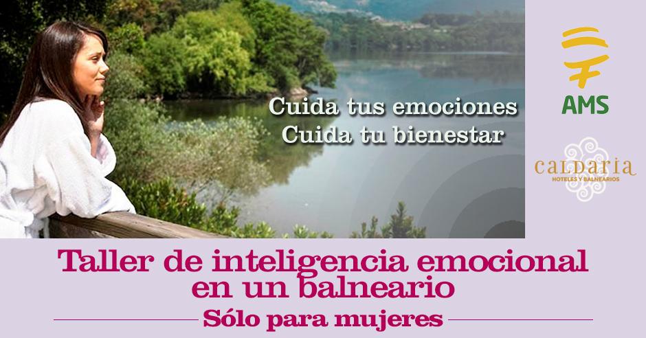 Taller de inteligencia emocional en un balneario