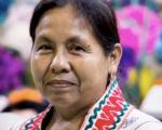 María de Jesús Patricio, primera candidata indígena
