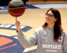 Anna Montañana, primera mujer en entrenar un equipo masculino de baloncesto