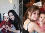 """Madres con 15 años: """"Pasé de ser una niña a cuidar de una, maduré de golpe"""""""