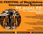 El Teatro de las Oprimidas y La Red Ma(g)dalena Internacional