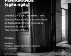 Mesa redonda: Violencia institucional contra las mujeres en la Maternidad de Peñagrande (1960-1984)