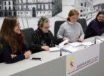 El Ayuntamiento de León e 'Isadora Duncan' formalizan su colaboración en educación financiera familiar y prevención de la pobreza energética