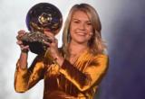 El primer Balón de oro femenino