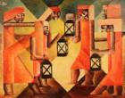Los faroles. Jane Millares Sall