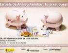 """""""Escuela de ahorro familiar: Tu presupuesto"""". Nuevo taller gratuito en Isadora Duncan"""