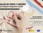 Taller de punto y costura para mujeres inmigrantes con NIE
