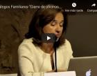 Diálogos familiares octubre de 2019 en León y Valencia. Imágenes y vídeos
