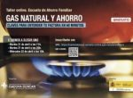 Taller online: Gas natural y ahorro