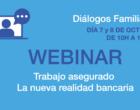 Diálogos Familiares 2020, #DíadelaEducaciónFinanciera, síguelo vía Zoom