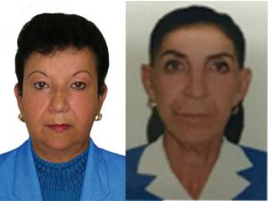 Maribel Almaguer/Sonia Martínez