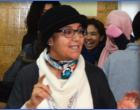 """Nadia Naïr:  Profesora miembra de la Plataforma """"Mi cuerpo, mi libertad"""""""
