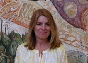 Ángeles Sancho Velázquez. Profesora de la Universidad Estatal de California, Fullerton