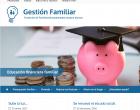 Nueva imagen y más funciones para nuestra web de Educación Financiera Familiar y Pobreza Energética