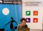 La presidenta de Isadora Duncan habla ante la asamblea de Murcia sobre la nueva ley de Familias Monoparentales