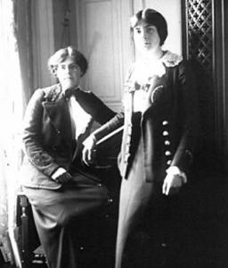 Nadia y Lili Boulanger (1913)