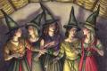 Las brujas en el país vasco