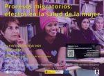 Procesos migratorios: efectos en la salud de la mujer, nuevo taller en Valencia
